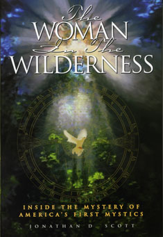cover of the woman in the wilderness by jonathan d scott
